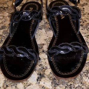 Sandals Black Sz 35 1/2